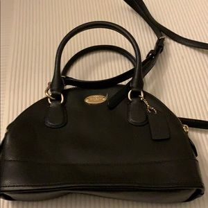 Coach crossbody handbag